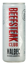 Beefsteak Club Malbec Can 250ml