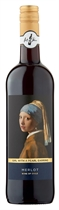 Girl with a Pearl Earring Merlot